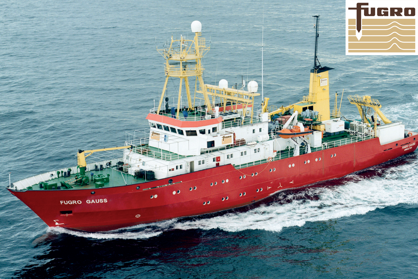 Fugro appoints new CEO