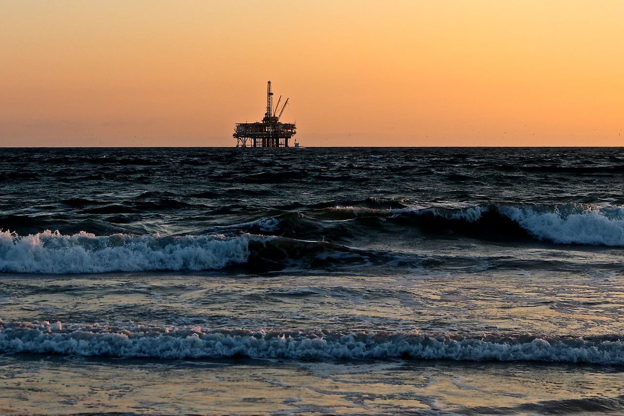 North Sea production is growing again