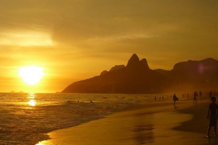 Stor suksess i Brasil