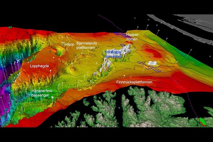 Tror fortsatt på Barentshavet