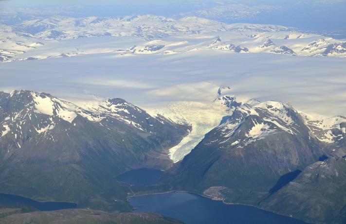 Klimaarkivet i Nordland