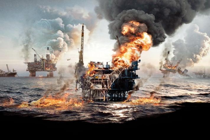 Blowout i Nordsjøen