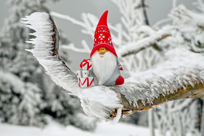 Julenissen kommer kanskje (?)