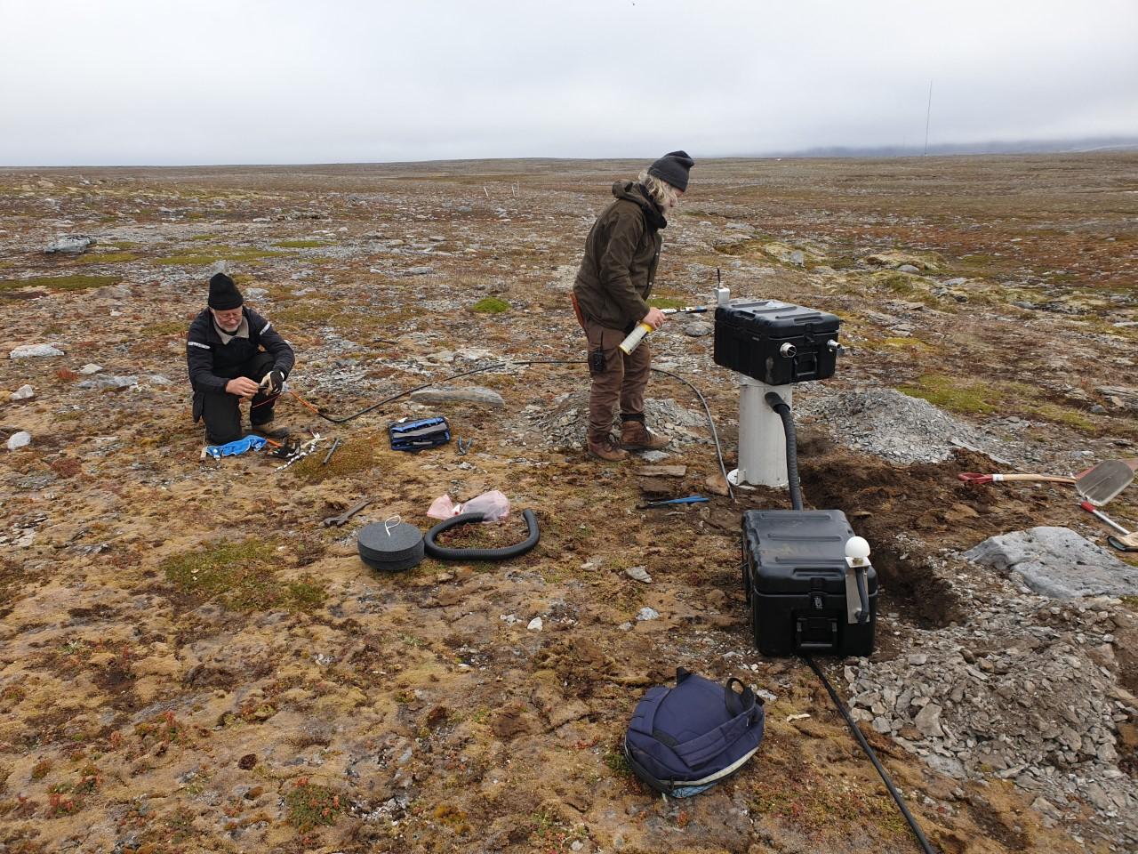 Forbedret overvåkning i Arktis