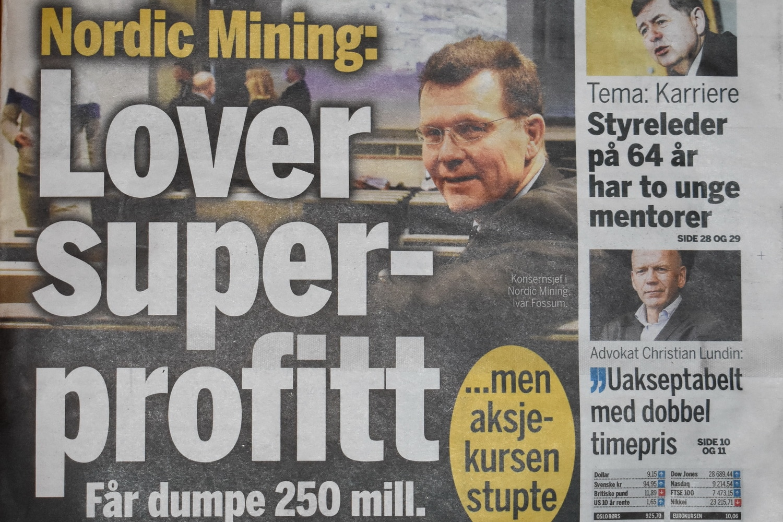 Hentet inn 57,4 millioner kroner