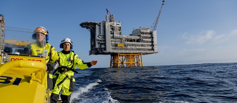 Sikter mot karbonnøytral oljeproduksjon