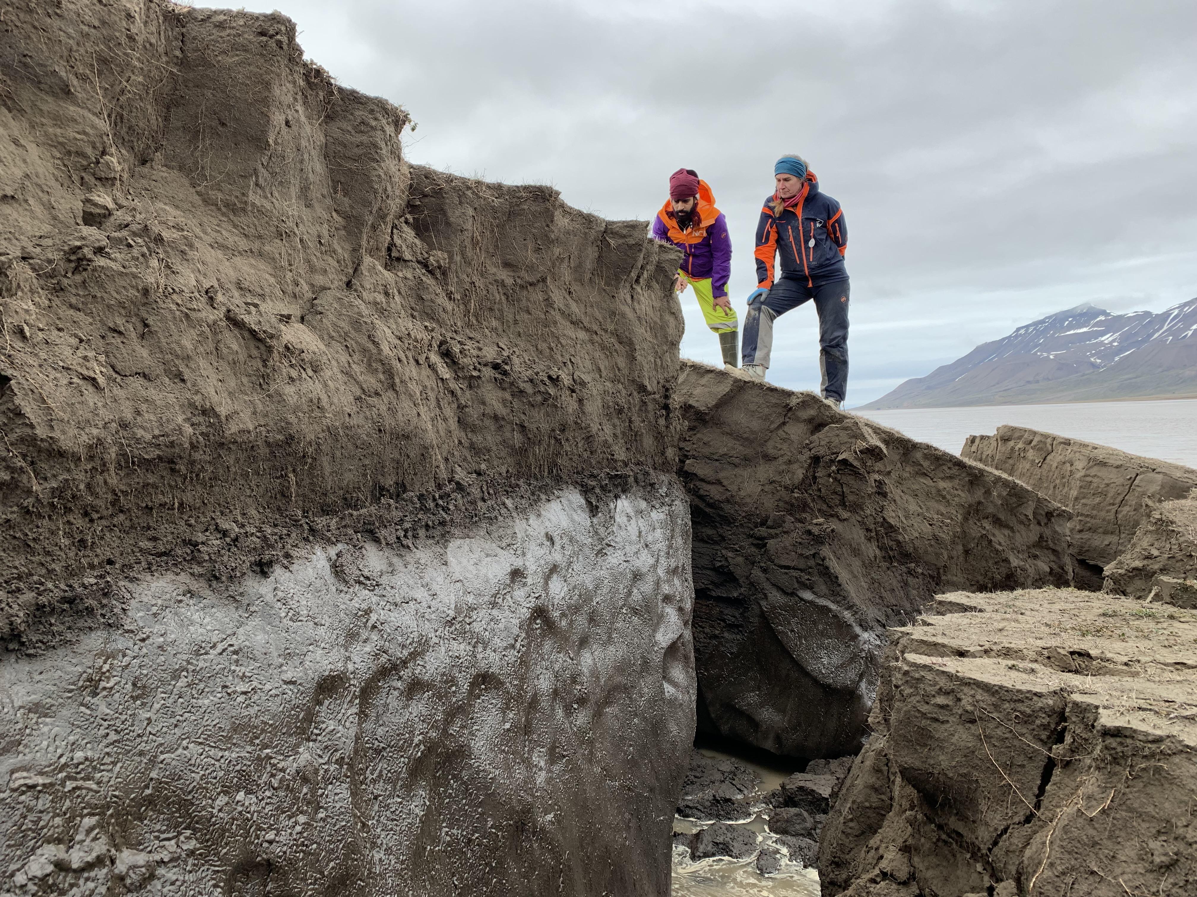Lanserer permafrostkurs