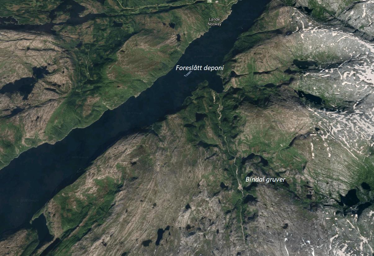 Fraråder «gulldeponi» i Tosenfjorden