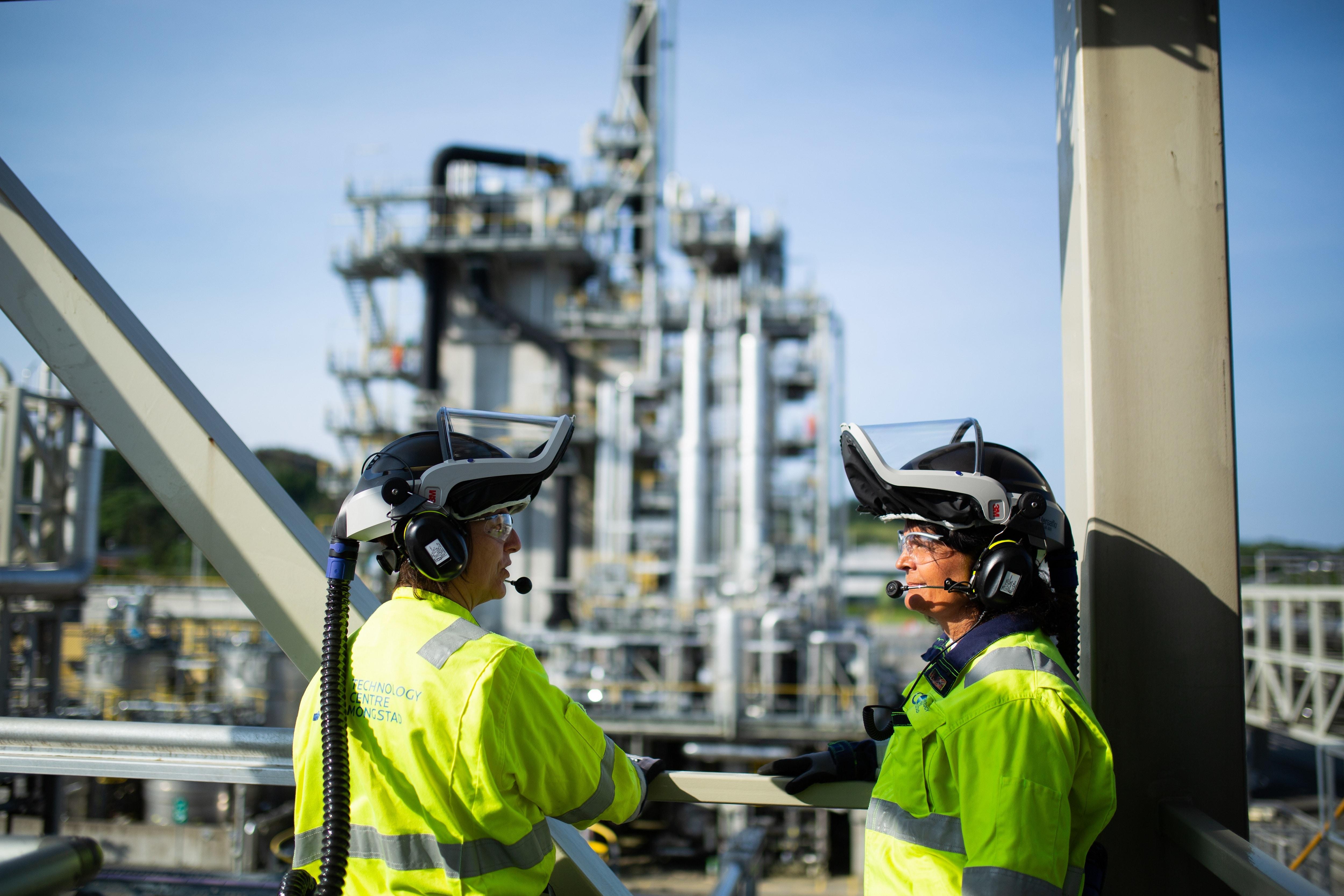 Viderefører norsk CO2-satsing