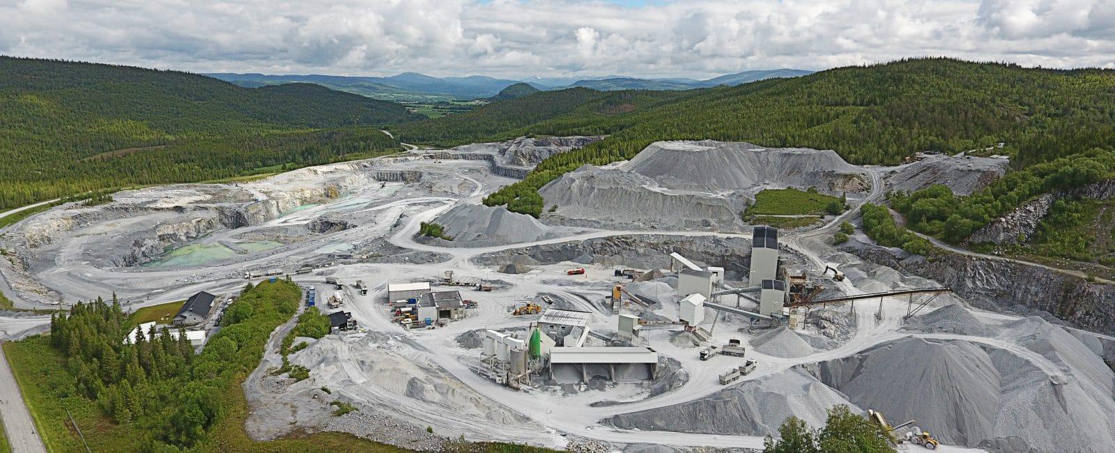 Samfunnskritisk mineralproduksjon