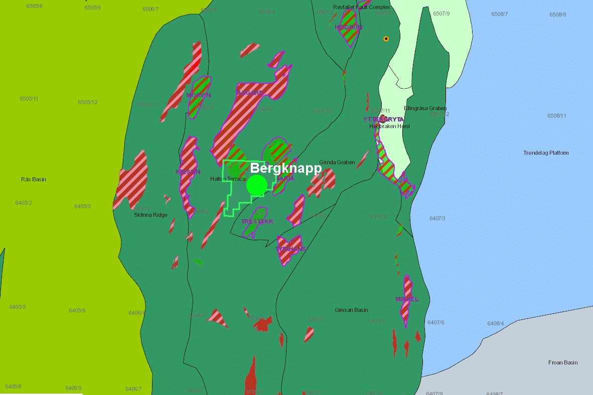 Lovende oljefunn utenfor Midt-Norge