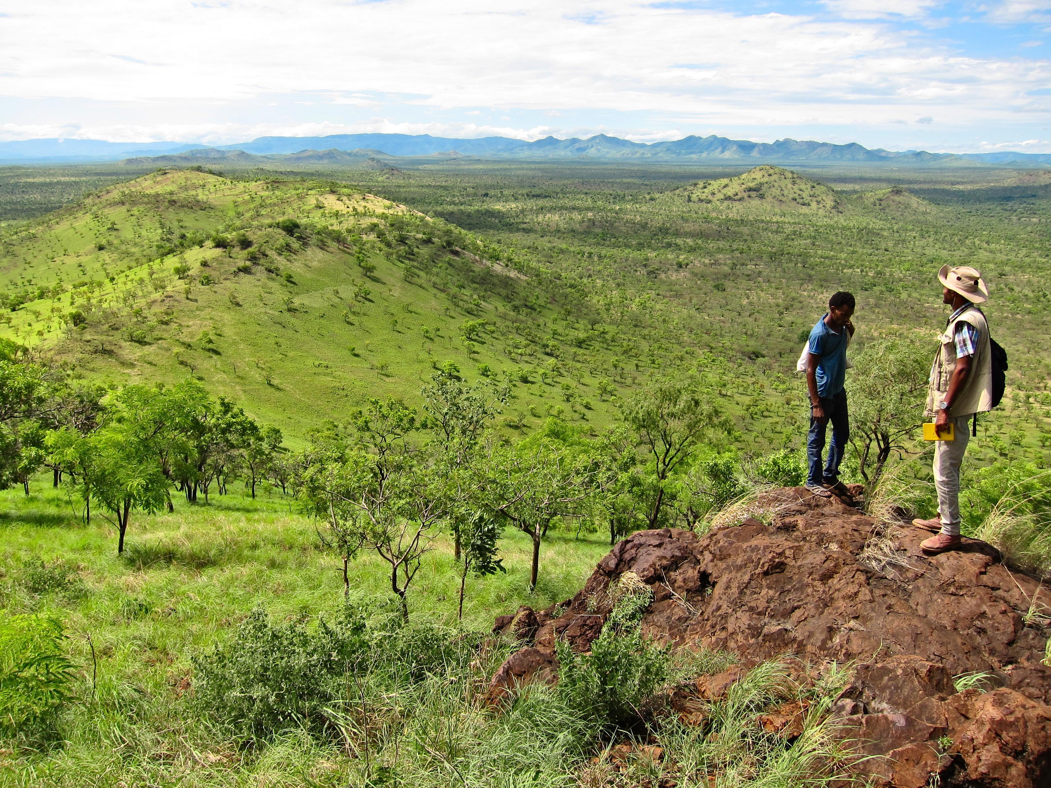 Nytt «Klondyke» i Etiopia