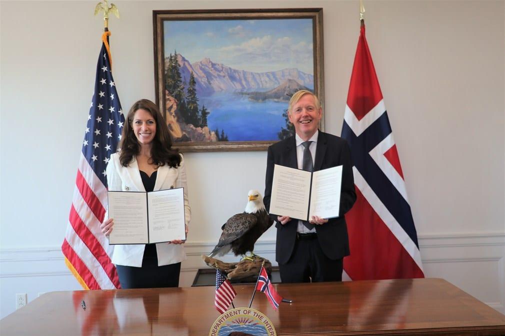 Amerikansk samarbeid om energi og mineraler