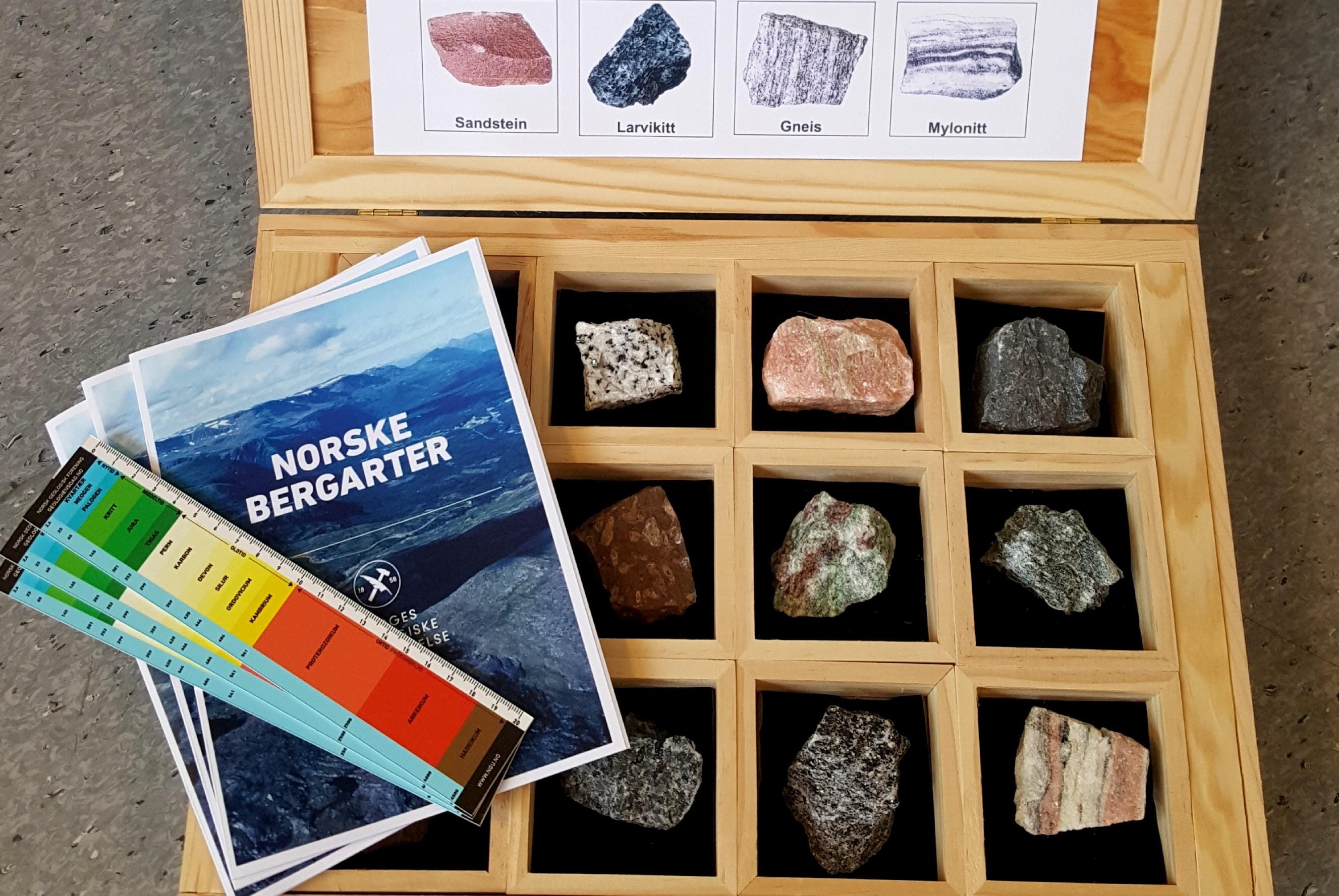 Klima og geologi gjennom tidene