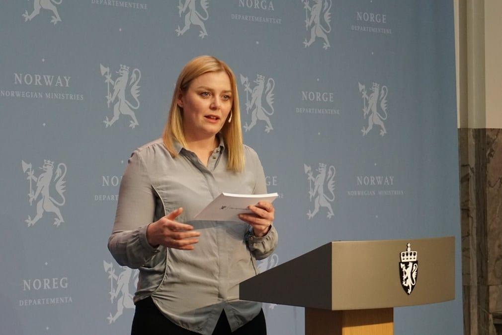 Fortsatt stor interesse for norsk sokkel