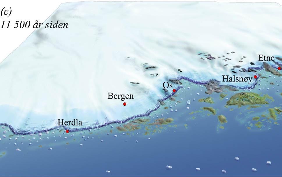 Kvikkleireskred skjer neppe på Vestlandet