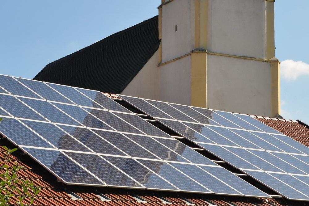 40 prosent økning i solkraft