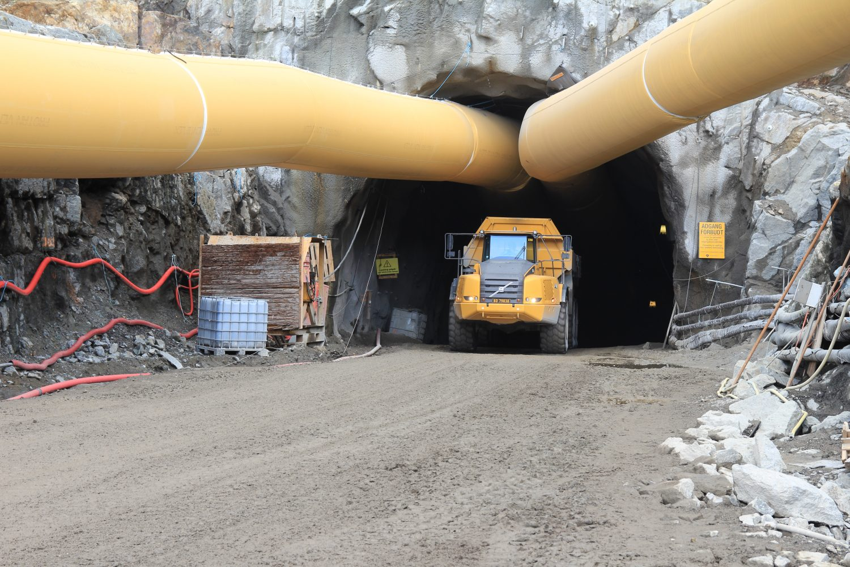 Ny modell forberegning avbyggetid for tunneler