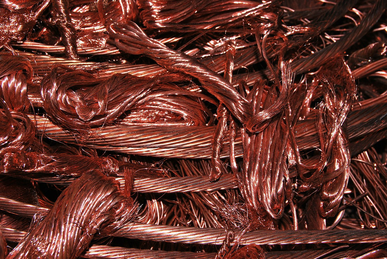 Mulig kobbergruve på havbunnen