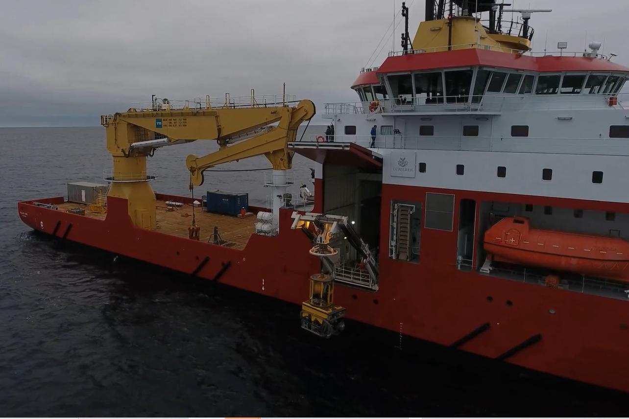 «Betydelig potensial for marine mineralressurser i norske farvann»