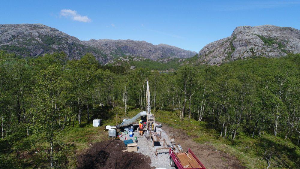 Ny stor norskmineralforekomst