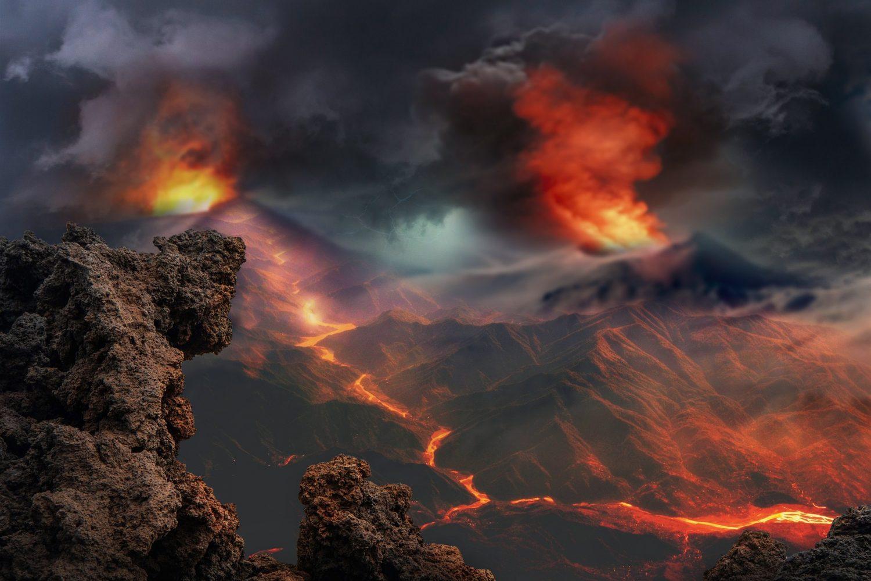 Katastrofescenario –supervulkani USA vil påvirke alt liv på jorden!