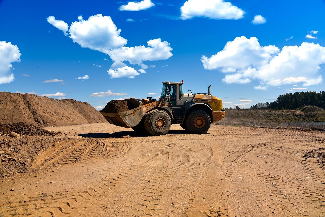 Sand er global mangelvare