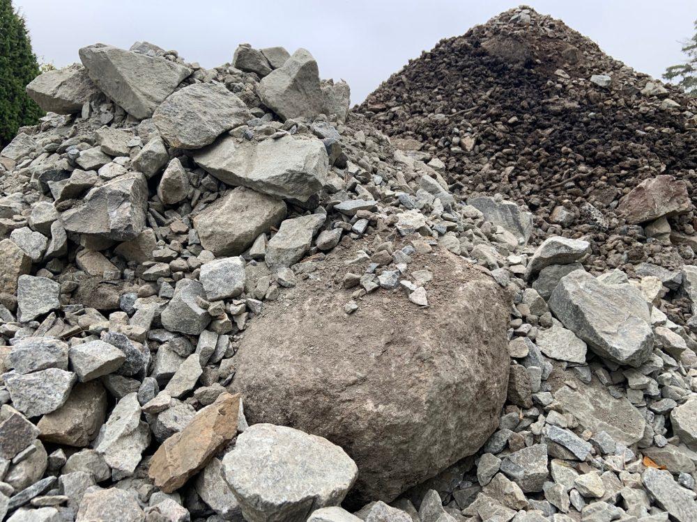 Bedre håndtering av jord og stein