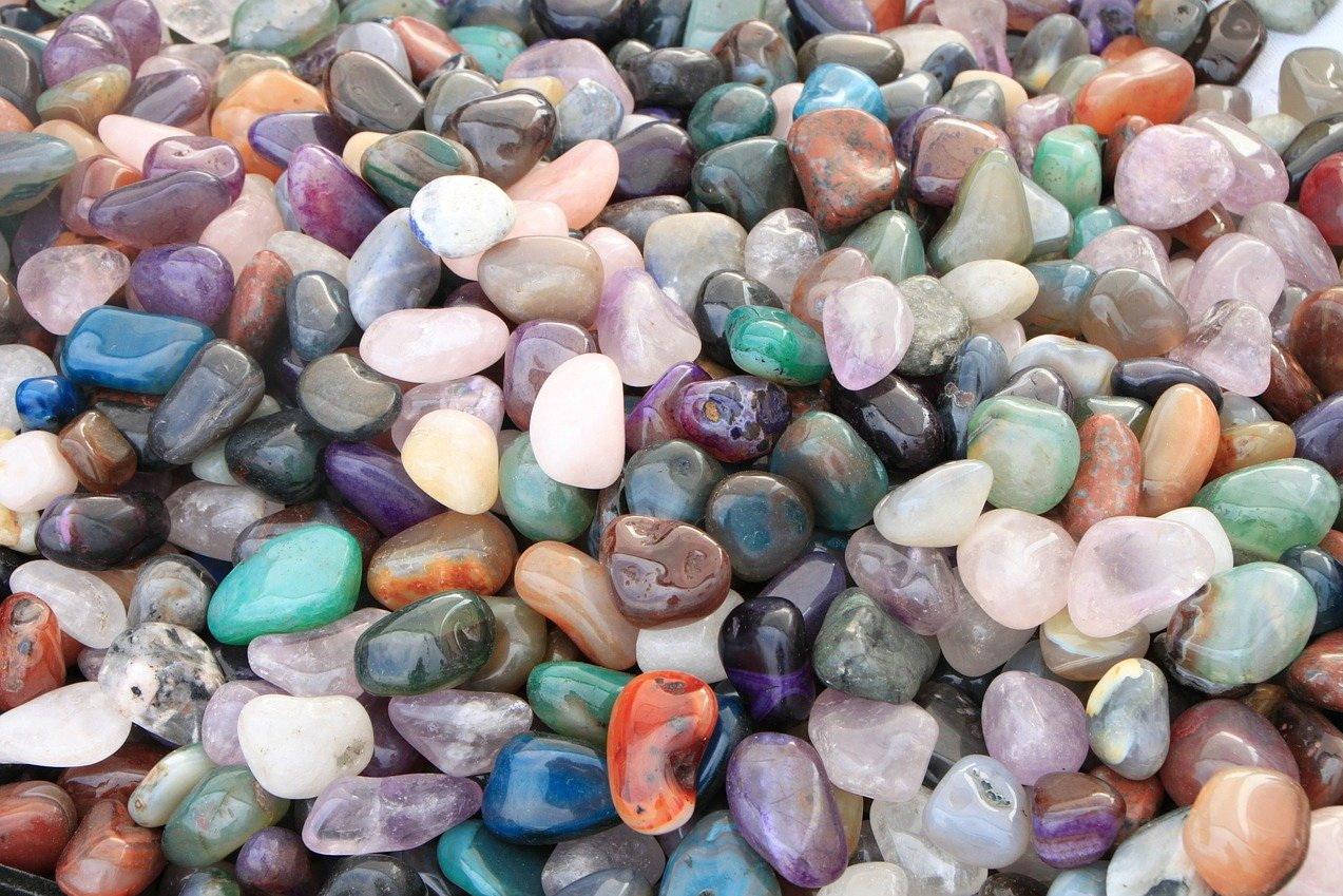 Mineraler nødvendig for å nå klimamålene
