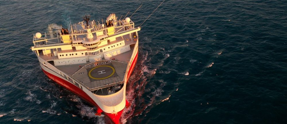 Ny seismikkteknologi ga krystallklare bilder av Nordkappbassenget