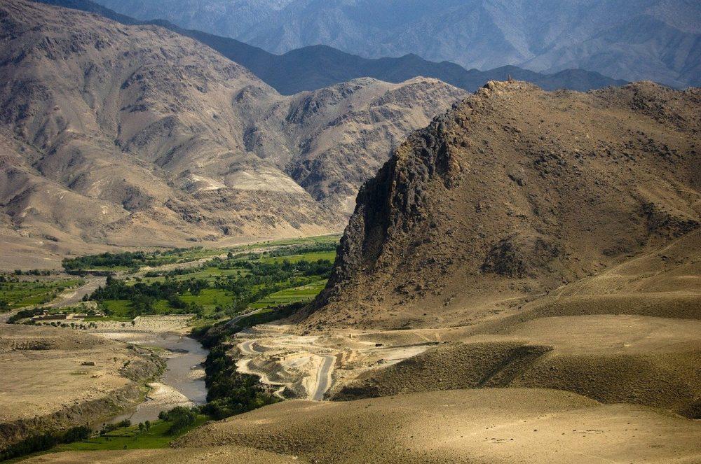Taliban kontrollerer en av verdens største forekomster av litium