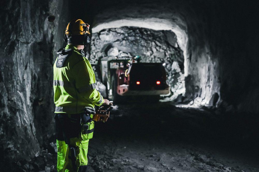 Boliden på vei mot fossilfri gruvedrift